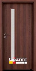 Интериорна врата Gradde Wartburg, цвят Череша Сан Диего