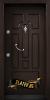Блиндирана входна врата T-108 03