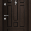 Блиндирана входна врата модел T-108