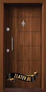 Блиндирана входна врата T-587 C 02