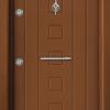 Блиндирана входна врата T 712 C 02