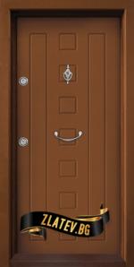 Блиндирана входна врата T 712 C 03