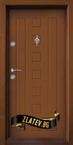 Блиндирана входна врата T 712 C 1