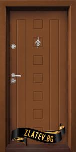 Блиндирана входна врата T 712 C