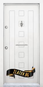 Блиндирана входна врата T 712 W 03