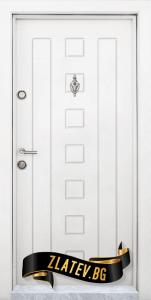 Блиндирана входна врата T 712 W