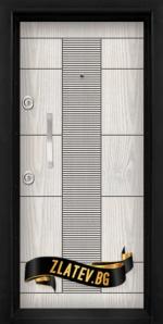 Блиндирана входна врата T 901 01