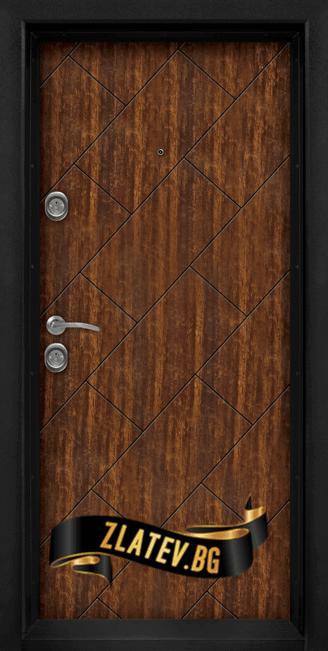 Блиндирана входна врата T 904 1