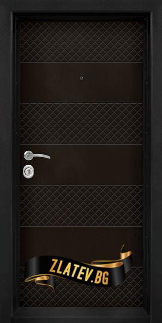 Блиндирана входна врата T 905 1