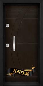 Блиндирана входна врата T 909 01