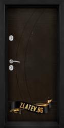 Блиндирана входна врата T 909 1