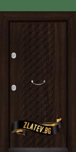 Блиндирана входна врата T 1001 03