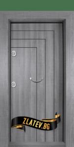 Блиндирана входна врата T 1002 03