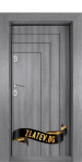 Блиндирана входна врата T 1002