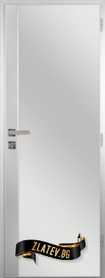 Алуминиева врата за баня Граде Метал