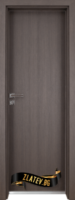 Алуминиева врата за баня - Gradde цвят Сан Диего