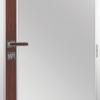 Алуминиева врата за баня Gradde Шведски дъб