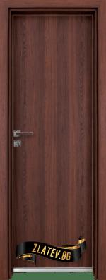 Алуминиева врата за баня Gradde - Шведски дъб