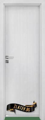 Алуминиева врата за баня Сибирска Лиственица