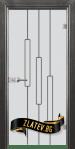 Стъклена интериорна врата Sand G 14 11 G