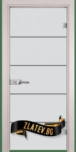 Стъклена интериорна врата Sand G 14 13 D