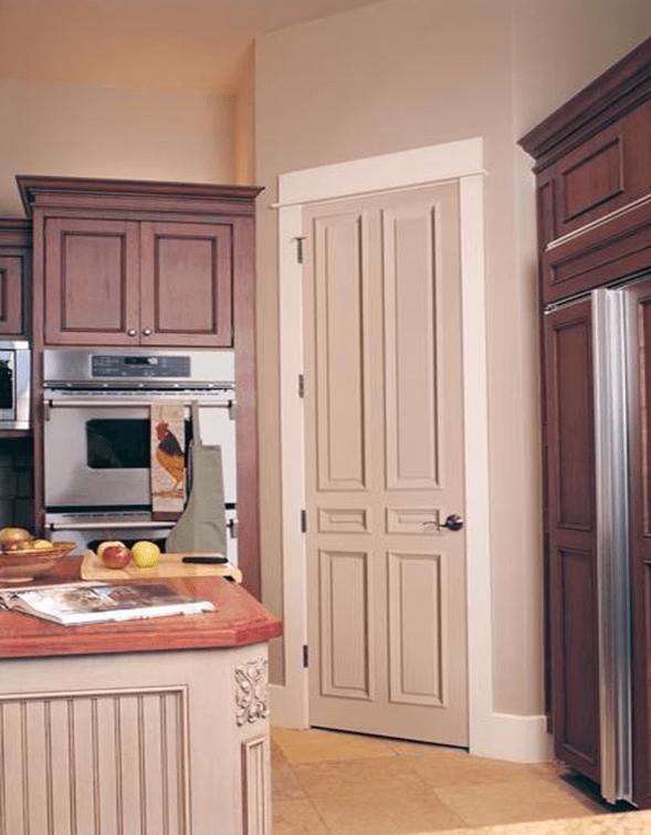 Интериорна врата за кухня