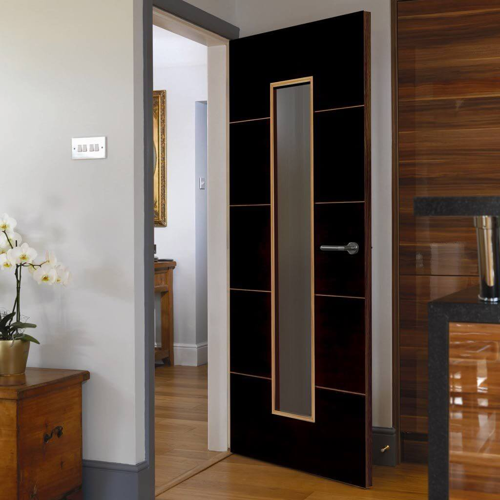Интериорна врата според зодията