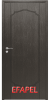 Интериорна врата Efapel 4501P Черна мура