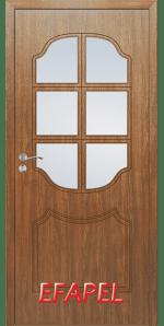 Интериорна врата Efapel 4509 Императорска акация