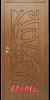 Интериорна врата Efapel 4527P Императорска акация