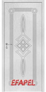 Интериорна врата Efapel 4538P Лен