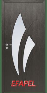 Интериорна врата Efapel 4553 Черна мура