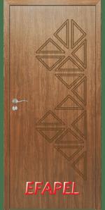 Интериорна врата Efapel 4558P Императорска акация