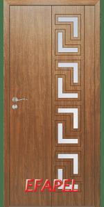 Интериорна врата Efapel 4561 Императорска акация
