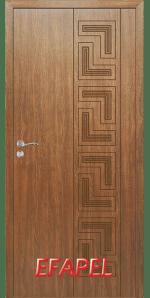 Интериорна врата Efapel 4561P Императорска акация