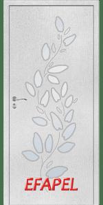 Интериорна врата Efapel 4565 Лен