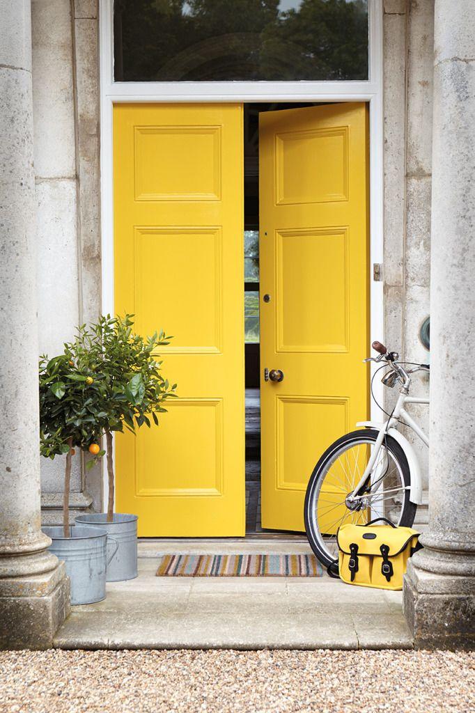 Правилен цвят на врата