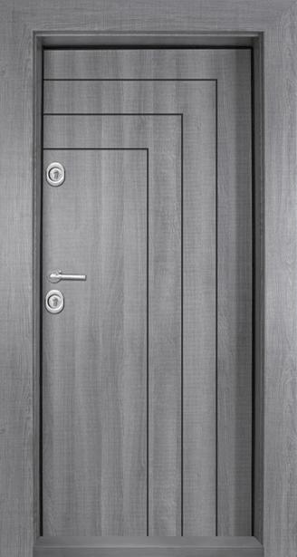 Врата сив цвят