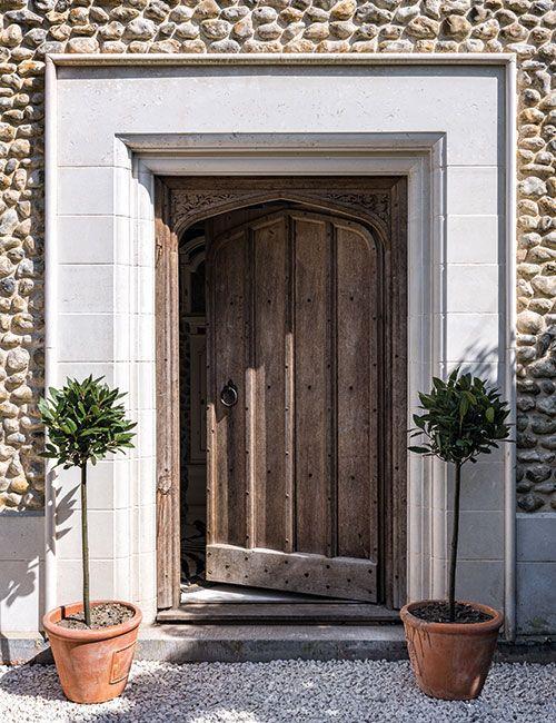История на входните врати