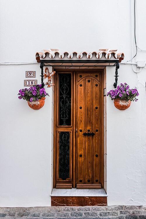 Входна врата във Фън Шуй