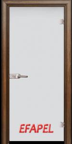 Стъклена интериорна врата Matt G 10 H