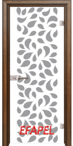 Стъклена интериорна врата Print G 13 1 H