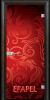 Стъклена интериорна врата Print G 13 11 R