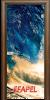 Стъклена интериорна врата Print G 13 19 Wave H