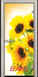 Стъклена интериорна врата Print G 13 4 V