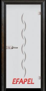 Стъклена интериорна врата Sand G 13 1 R