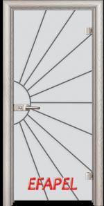 Стъклена интериорна врата Sand G 13 2 V