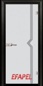 Стъклена интериорна врата Sand G 13 3 M