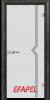 Стъклена интериорна врата Sand G 13 3 O