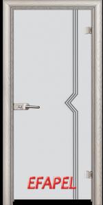 Стъклена интериорна врата Sand G 13 3 V